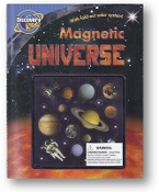 Magnetic Universe, with Fold-Out Solar System, by Discovery Kids, 2009