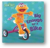 Big Enough for a Bike, 123 Sesame Street, photography by John E. Barrett, and Styling by Danielle Obinger, 2002