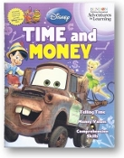 Disney and Pixar, Time and Money (Adventures in Learning), 2012