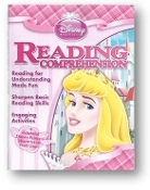 Disney Princess Reading Comprehension (Disney Learning), 2009.