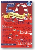 50 Great States: Fast Fact Book by Dalmation Press, 2013