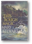 This Rough Magic by Mary Stewart, 1964