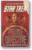 Star Trek, the Prime Directive by Judith & Garfield Reeves-Stevens, 1991