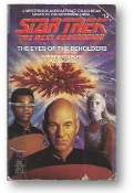 Star Trek Next Generation, the Eyes of the Beholders, #13 by Peter David, 1989
