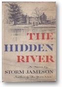 The Hidden River by Storm Jameson, 1955
