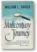 Midcentury Journey by William L. Shirer, 1952