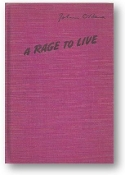 A Rage to Live by John O'hara, 1949