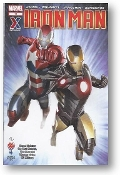 Marvel, Iron Man, #15 by AAFES, June 2013