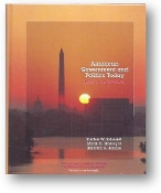 American Government and Politics Today, 1995-1996 Edition by Schmidt, Shelley & Bardes, 1995