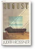 August, a novel by Judith Rossner, 1983