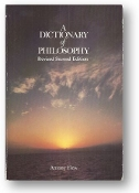 A Dictionary of Philosophy, Revised 2nd Ed. by Antony Flew, 1984