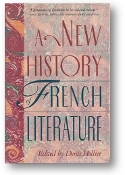 A New History of French Literature by Denis Hollier, 1989