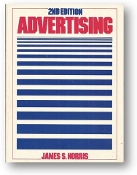 Advertising, 2nd Ed., by James S. Norris, 1980