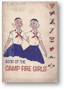 Book of the Camp Fire Girls by Camp Fire Girls, Inc., 1966