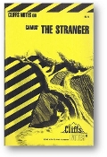 Cliffs Notes, Camus' The Stranger, 1991