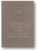 Constitution (Fundamental Law) of the United Soviet Socialist Republic, 1938