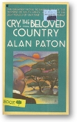 Cry, The Beloved Country by Alan Paton, 1986
