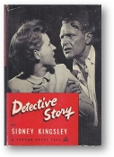 Detective Story, a play by Sidney Kingsley, 1949