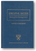 Executive Success by Eliza G.C. Collins, 1983