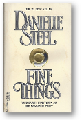 Fine Things by Danielle Steel, 1987