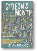 Gideon's Month by J.J. Marric, 1958