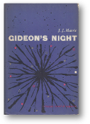 Gideon's Night by J.J. Marric, 1957