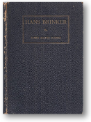 Hans Brinker or The Silver Skates by Mary Maples Dodge, 1930