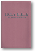 Holy Bible, New International Version by Zondervan, 1988
