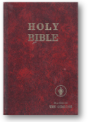 Holy Bible, Placed by the Gideons, ca. 1990's