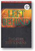 Left Behind, Volume 1, a novel of the earth's last days by Tim Lahaye, 1995