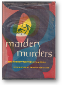 Maiden Murders by Mystery Writers of America, 1952