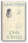 Mantissa by John Fowles, 1982