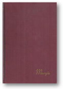 Margie, the story of a friendship by Kenneth Irving Brown, 1946