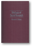 Methods of Social Research by Kenneth D. Bailey, 1978