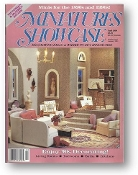 Miniature Showcase: Victorian to Modern Settings, Fall 1990, 5/4