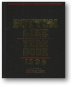 Bottom Line Year Book, Personal Edition, 1995