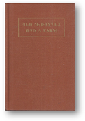 Old McDonald Had a Farm by Angus McDonald, 1942